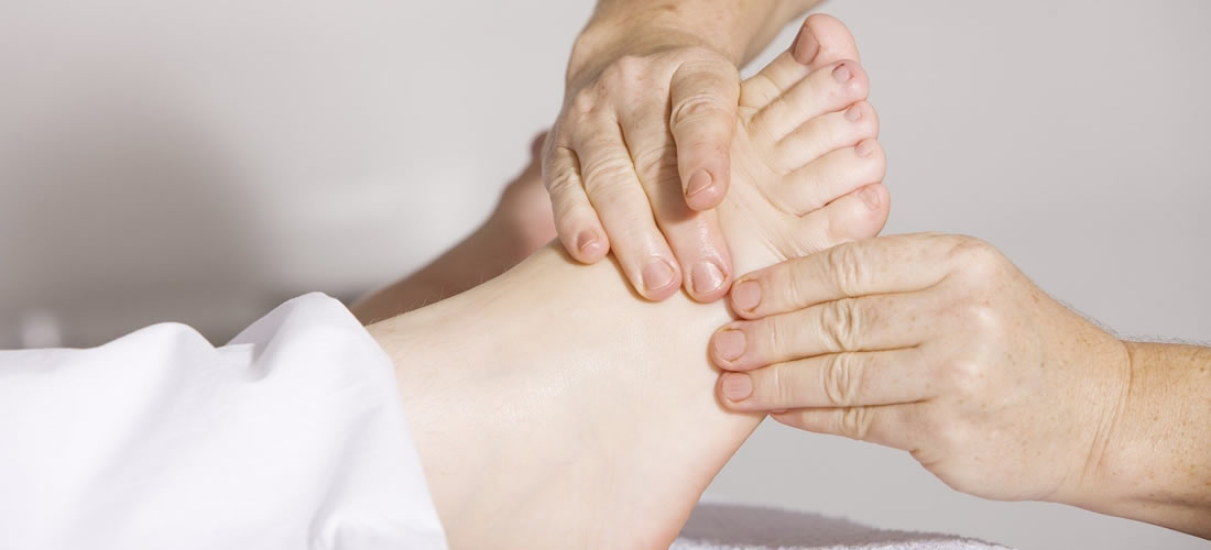 Specialist Foot and Ankle Assessment